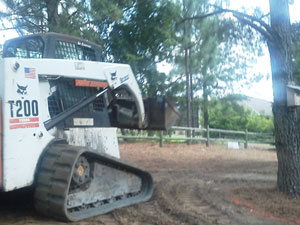 McCrimmon Landscaping & Grading offers grading-excavation